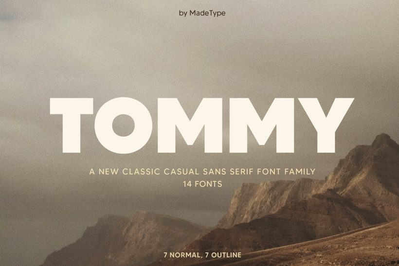 MadeType_MADE_TOMMY