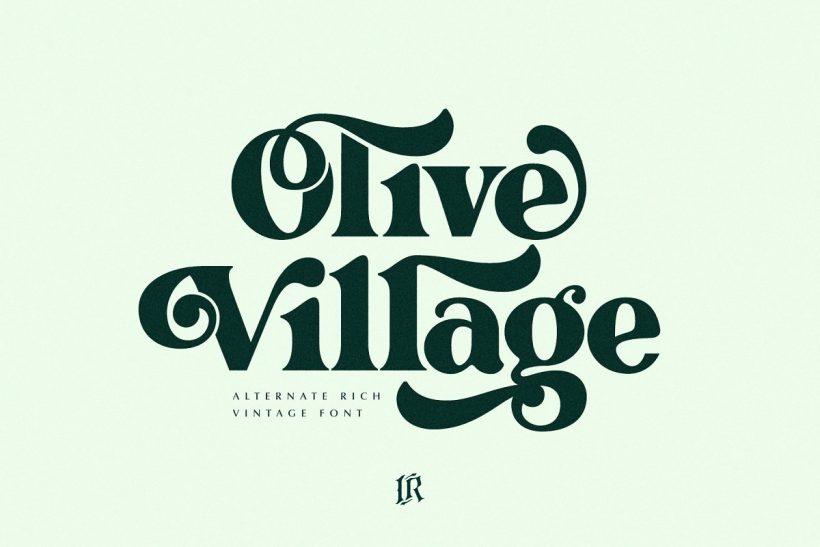 Ivan_Rosenberg_Olive_Village