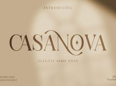 Typetemp_Studio _Casanova