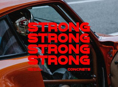 freeject.net Design_Strong_Concrete_Bold
