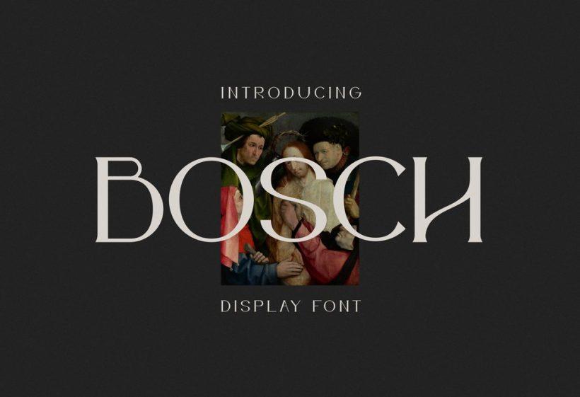 Bosch_Display_Font_iFrame_Design_Studio