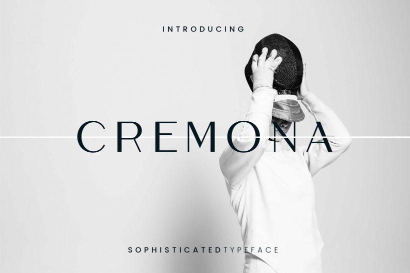 Cremona_Sans_Typeface