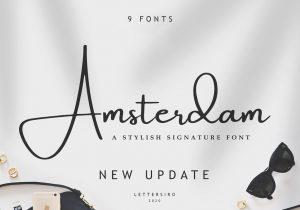 Lettersiro_Amsterdam