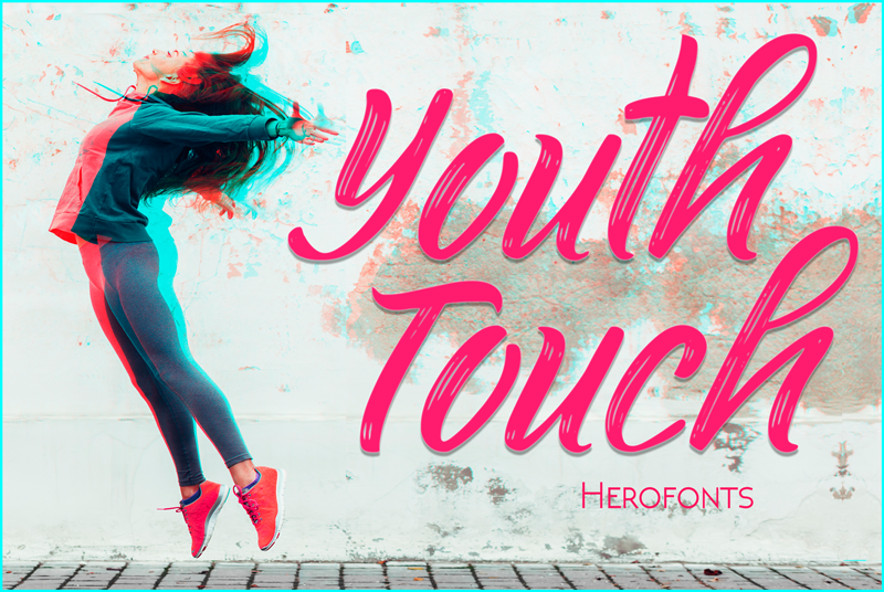 Herofonts_Youth_Touch