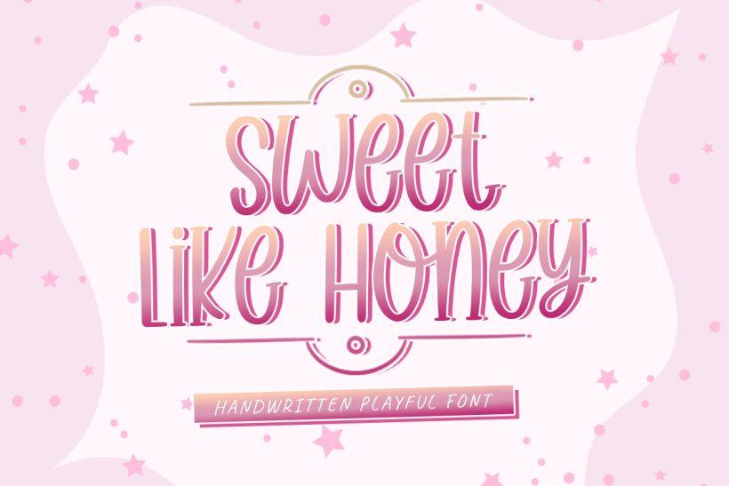 Jimtype_Studio_Sweet_Like_Honey