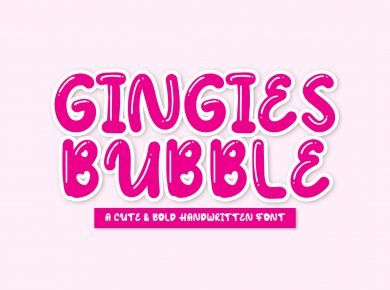 Rometheme_Gingies_Bubble